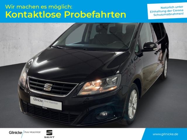 Seat Alhambra 2.0 TDI Style DSG Navi PDC vo/hi SHZG, Jahr 2018, Diesel