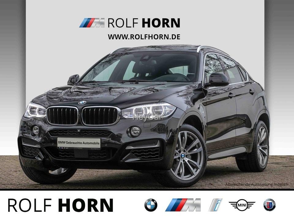 BMW X6 xDrive30d M Sportpaket Glasdach LED EURO 6, Jahr 2017, Diesel