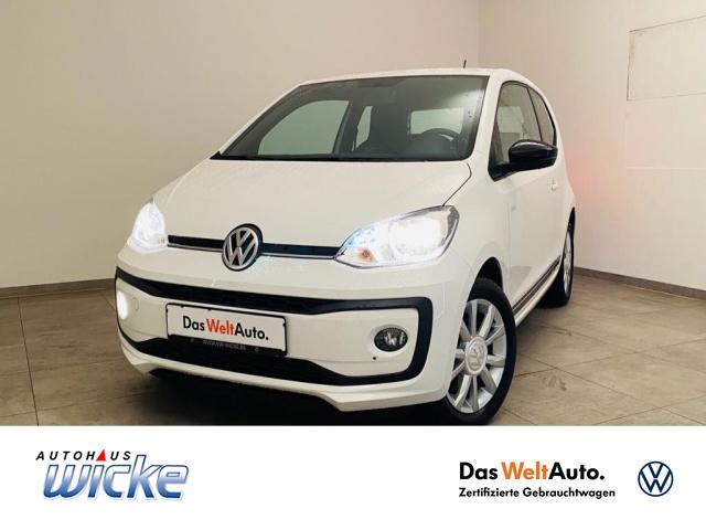 Volkswagen up! 1.0 club up! Klima LM Sitzhzg, Jahr 2017, Benzin
