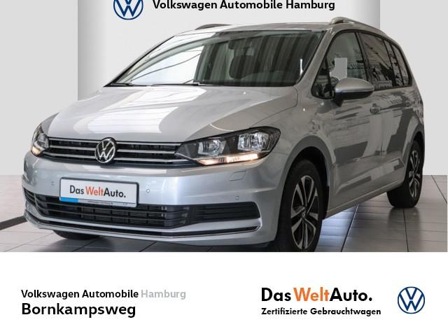 Volkswagen Touran 1.5 TSI United DSG NAVI/DAB+/SITZHZG, Jahr 2020, Benzin