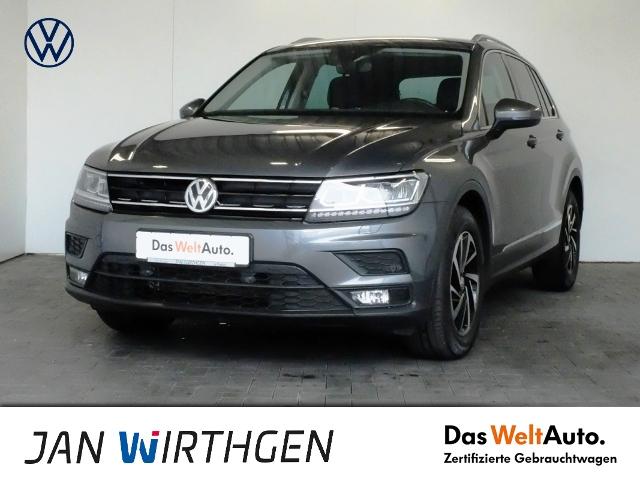 Volkswagen Tiguan 2.0 TDI Join LED ACC NAVI APP, Jahr 2019, Diesel