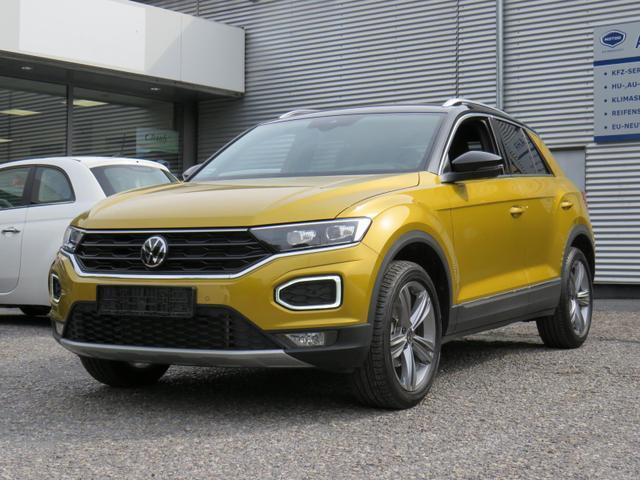 Volkswagen T-Roc Style Premium 1.5 TSI *Sport-Paket*Rück..., Jahr 2021, Benzin