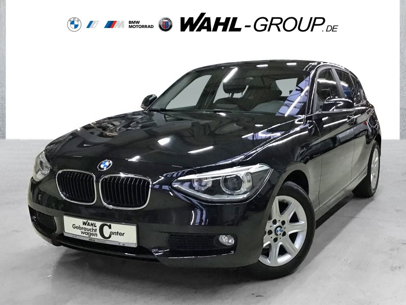 BMW 116i 5-Türer Advantage Navi Business Xenon, Jahr 2014, Benzin