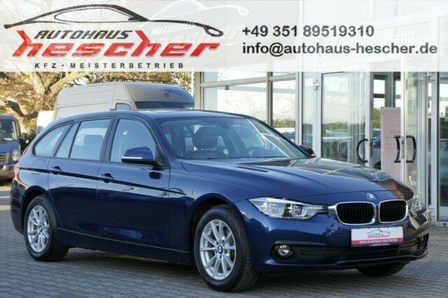 BMW 320d Touring *LED*NAVI*PANORAMA*AHK*, Jahr 2018, Diesel