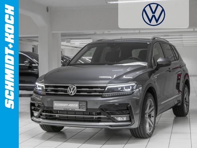 Volkswagen Tiguan Allspace 2.0 TDI Highline R-Line, eSD, Jahr 2020, Diesel
