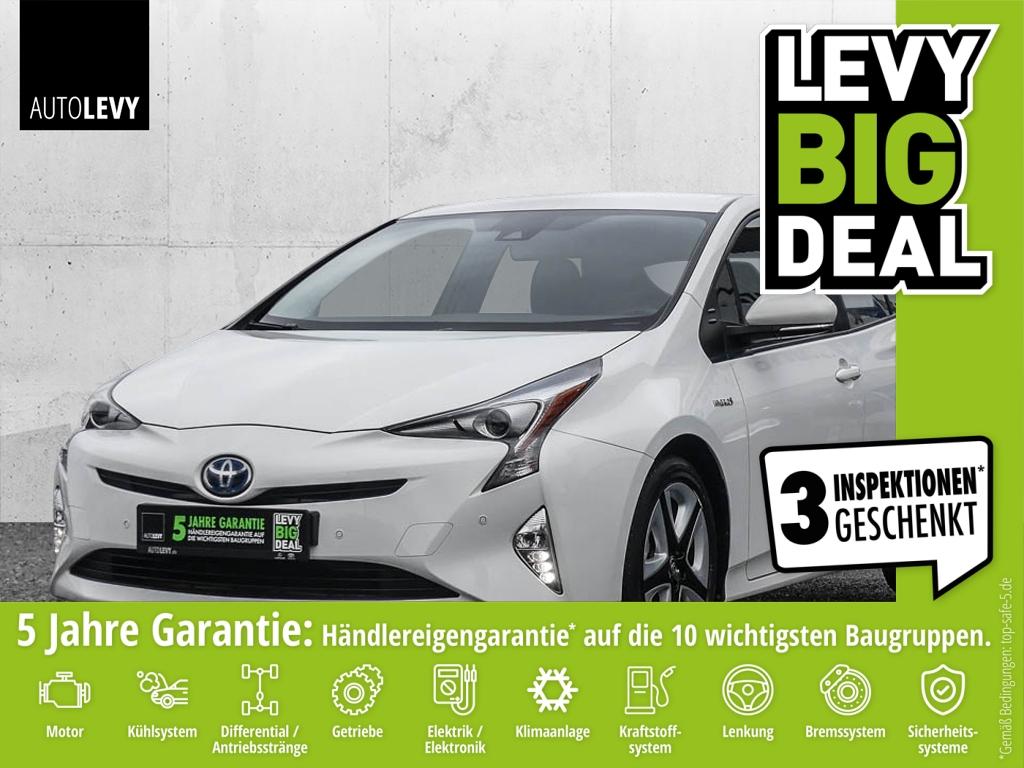 Toyota Prius Comfort *Navi*HUD*Keyless*Led*, Jahr 2017, Hybrid