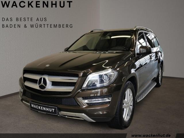 Mercedes-Benz GL 350 BT 4M AIRM+KAMERA+STAND+PANO+AHK+SPUR+ILS, Jahr 2014, Diesel