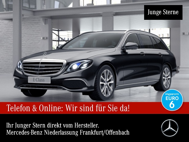 Mercedes-Benz E 220 d T Avantgarde Exclusive WideScreen 360°, Jahr 2017, Diesel