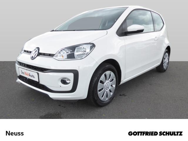 Volkswagen up! 1.0 KLIMA BT PDC SHZ move, Jahr 2017, Benzin