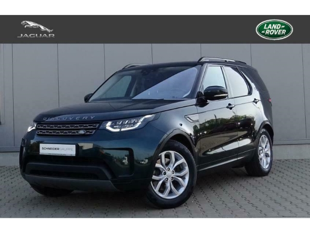 Land Rover Discovery 3.0 TD6 AHZV+HEADUP+OffRoadpaket+DAB, Jahr 2017, Diesel