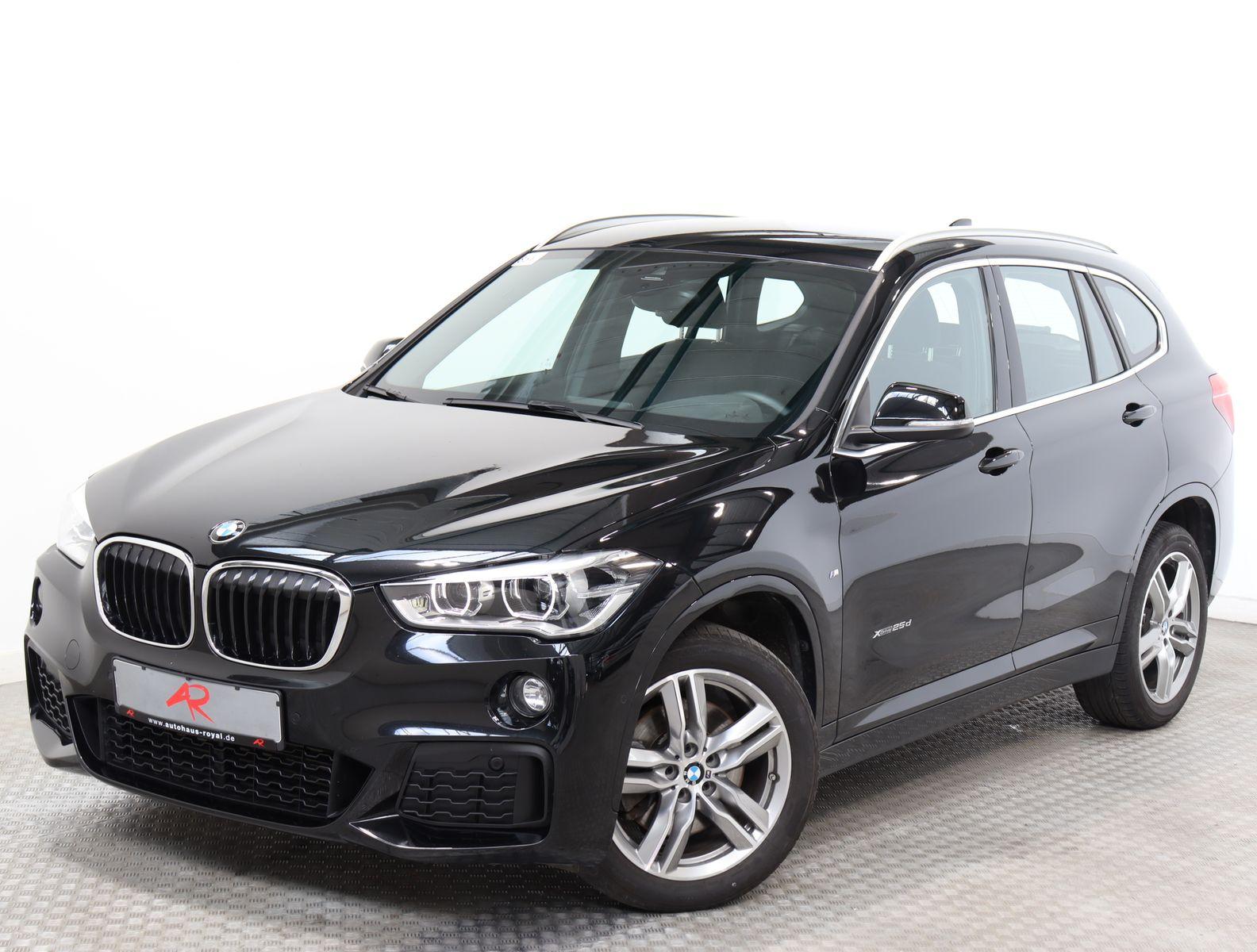 BMW X1 xDrive25d M SPORT HUD,NAVIPLUS,DRIVINGASSIST, Jahr 2017, Diesel