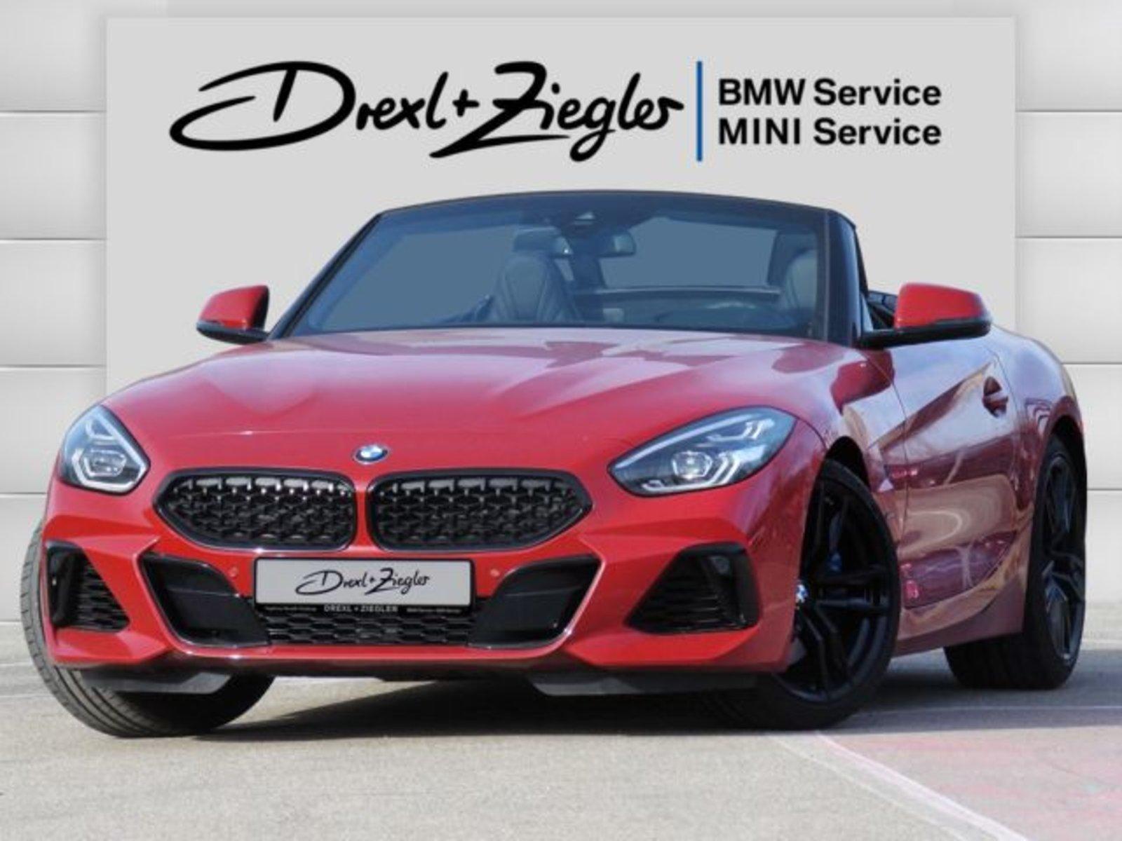 BMW Z4 M40i HUD DAB H&K Alu19 LivCoProf DrAst Komfzg, Jahr 2020, Benzin