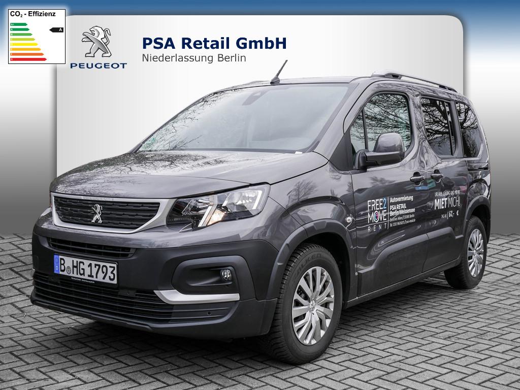 Peugeot Rifter, Jahr 2019, Benzin