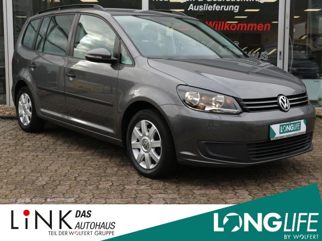 Volkswagen Touran 1.2 TSI Trendline, Jahr 2013, Benzin