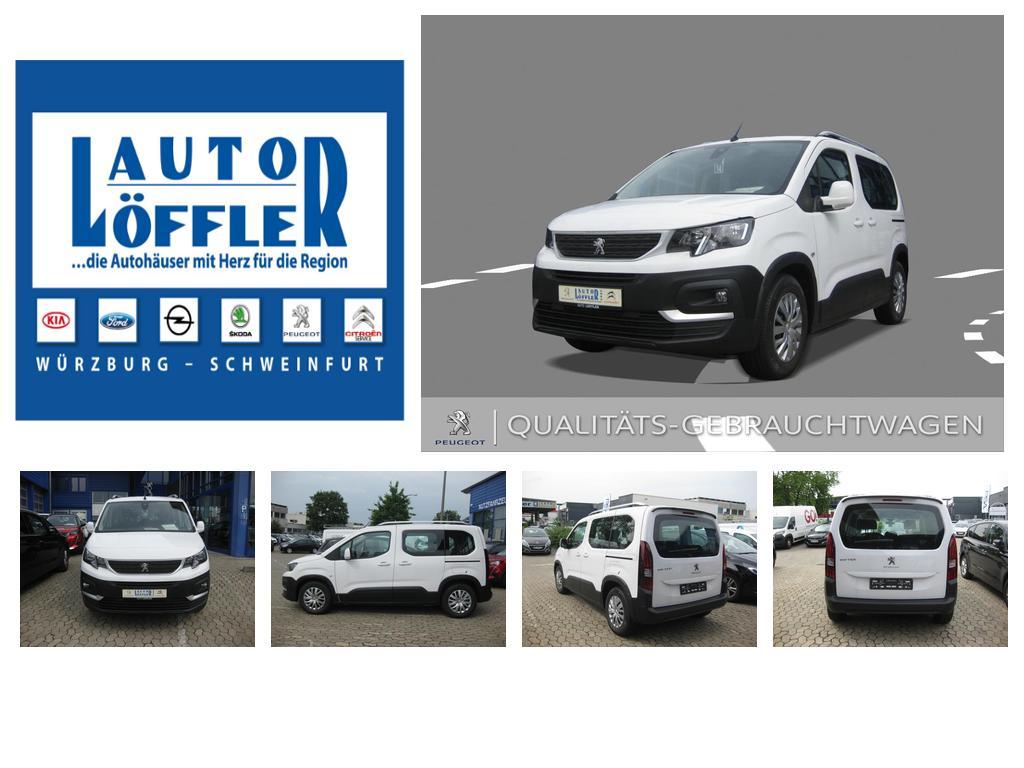 Peugeot Rifter ACT L1 HDI100, Jahr 2019, Diesel
