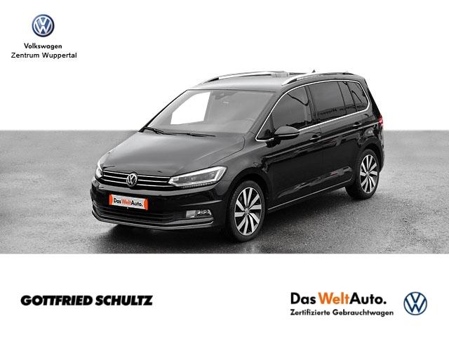 Volkswagen Touran 2 0 TDI Highline DSG LED NAVI AHK STANDHZG, Jahr 2017, Diesel