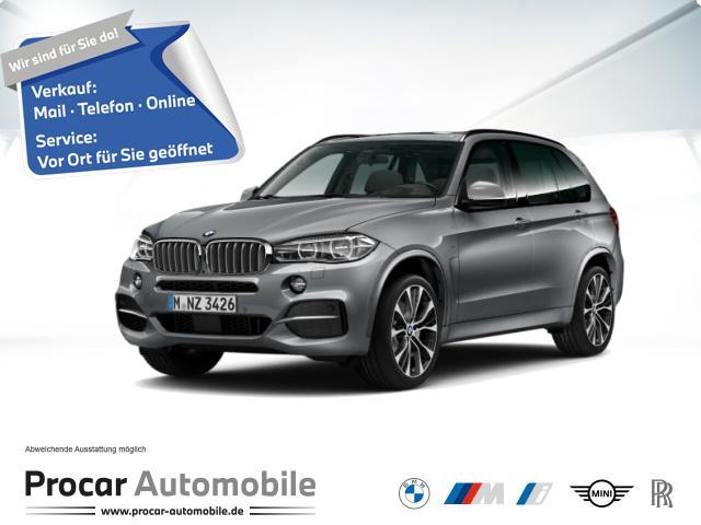 BMW X5 M50d Head-Up LED DA+ AHK Pano Standhzg 21'' LM, Jahr 2018, Diesel