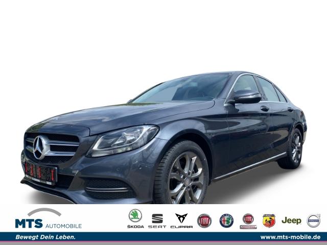 Mercedes-Benz C 200 Avantgarde CGI, Navi, e-Sitze, Teilleder, SHZ, PDC, uvm., Jahr 2014, Benzin