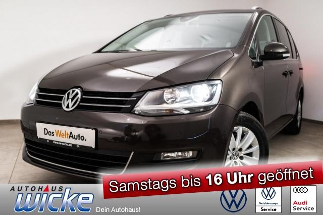 Volkswagen Sharan 2.0 TDI Comfortline Klima Navi 7.Sitzer, Jahr 2015, diesel