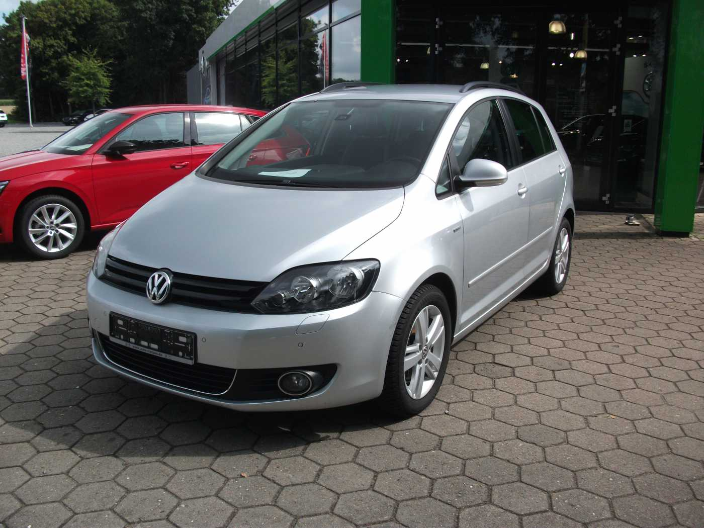 Volkswagen Golf Plus 1.4 TSI Life, Jahr 2013, Benzin