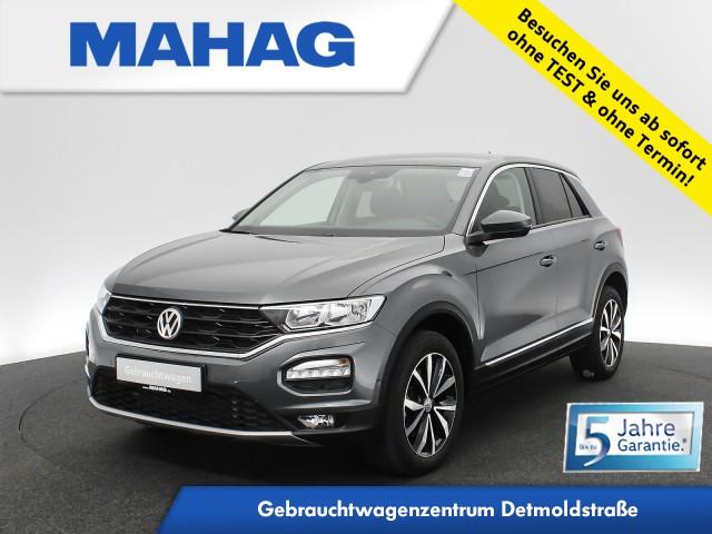 Volkswagen T-ROC STYLE 2.0 TDI Navi Kamera eKlappe AppConnect Sitzhz. ParkAssist FarerAssistPaket 17Zoll DSG, Jahr 2020, Diesel