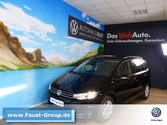 Volkswagen Touran Comfortline UPE35000 7-SITZER nur 2357km, Jahr 2019, Benzin