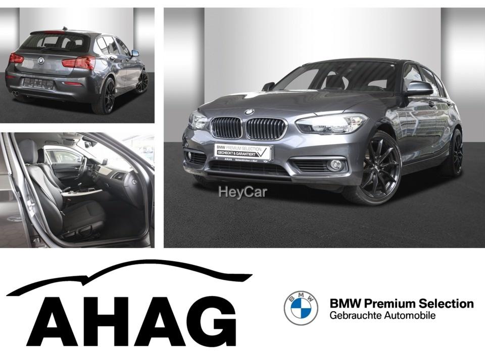 BMW 120i Advantage Navi Business LM Durchlade PDC, Jahr 2018, Benzin