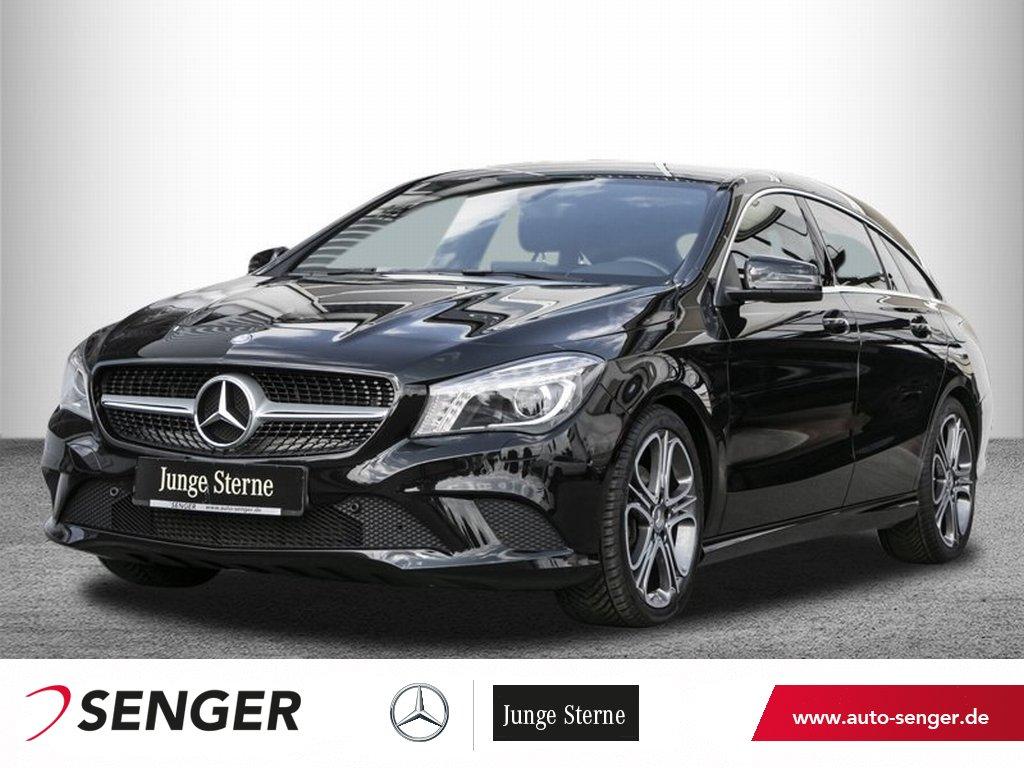 Mercedes-Benz CLA 220 CDI SB *Urban*7G-DCT*Bi-Xenon*Navi*PTS*, Jahr 2015, Diesel