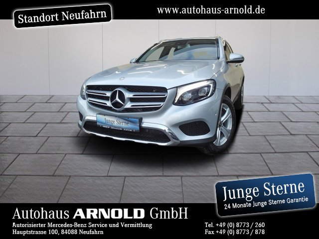 Mercedes-Benz GLC 250 d 4M Exclusive-Ext. LED-ILS Navi Kamera, Jahr 2015, Diesel