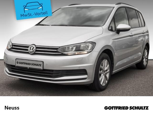 Volkswagen Touran 2,0 TDI DSG+NAVI+BT+AHK+ACC+SHZ+LM Comfortline, Jahr 2016, Diesel
