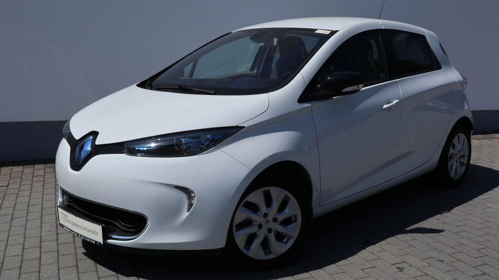 Renault ZOE (ohne Batterie) 22 kwh Intens-wenig KM!, Jahr 2016, Elektro