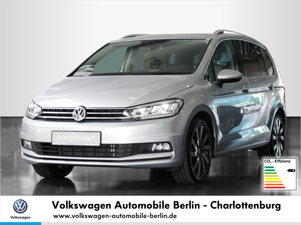 Volkswagen Touran 2.0 TDI Highline BMT, Jahr 2020, Diesel
