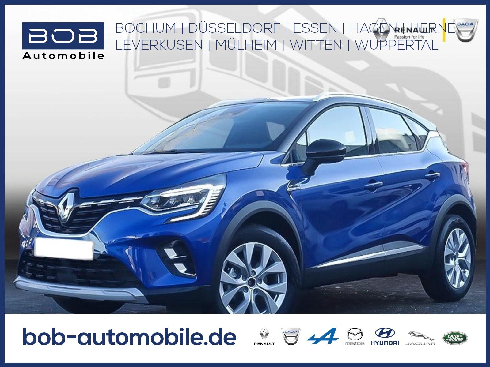 Renault Captur INTENS TCe 100 NAVI PDC KLIMA LM-Felgen, Jahr 2019, Benzin