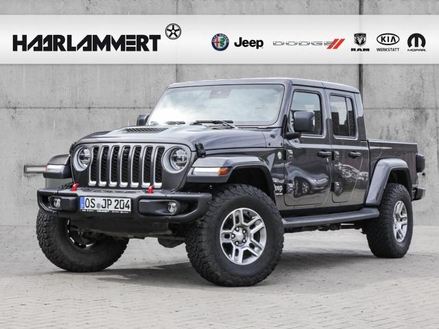 Jeep Gladiator JT OVERLAND UMBAU 3.0 PDC+NAVI+WINTERPAKET, Jahr 2021, Diesel