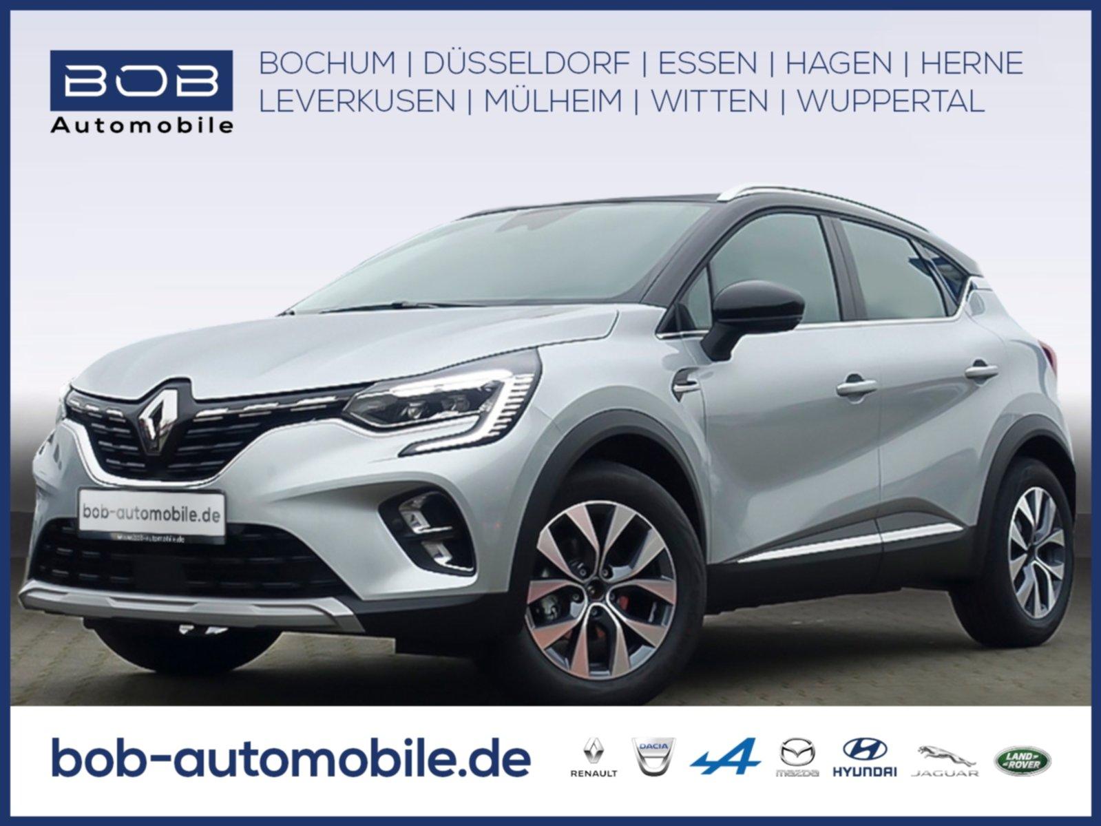 Renault Captur INTENS TCe 155 EDC GPF NAVI SHZ PDC KLIMA, Jahr 2019, Benzin
