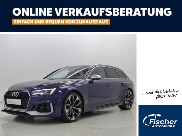 Audi RS4 Avant 2.9 TFSI quattro Tip. P-Dach/280 km/h, Jahr 2018, Benzin