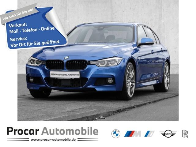 BMW 335d xDrive M Sport Automatic Innovationsp. PDC, Jahr 2018, Diesel