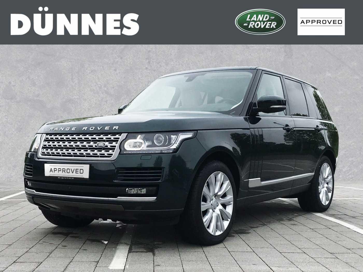 Land Rover Range Rover SDV8 Vogue *ACC*, Jahr 2016, Diesel