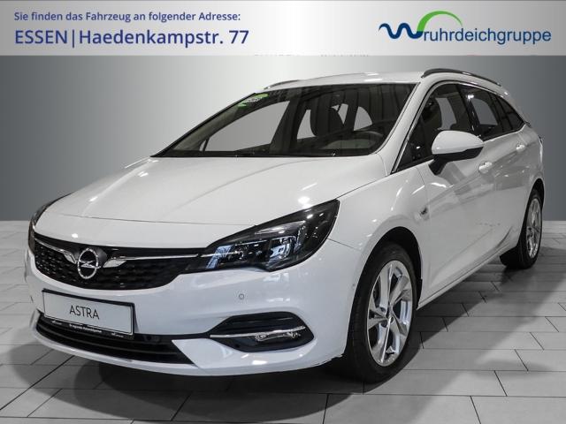 Opel Astra K ST Elegance1.2+Navi+KlimaAT+LED-Licht, Jahr 2020, Benzin