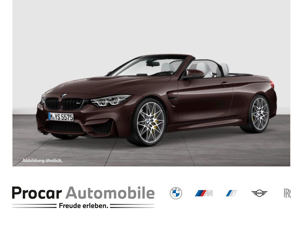 BMW M4 Cabrio Competition Head-Up H/K Carbon-Keramik, Jahr 2018, Benzin