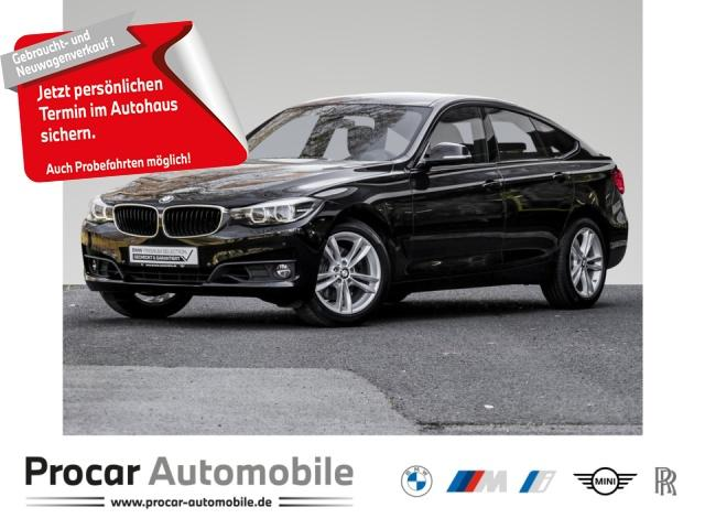 BMW 330 Gran Turismo GT NAVI+HEAD-UP+KAMERA+HIFI+PDC+LED+SITZHZ, Jahr 2018, Benzin