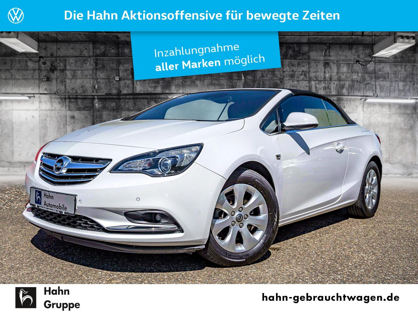 Opel Cascada 1.4 Turbo Edition ecoFlex, Jahr 2013, Benzin