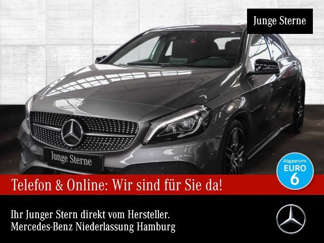 Mercedes-Benz A 220 d AMG Exkl-Paket Stdhzg Harman COMAND LED, Jahr 2017, Diesel