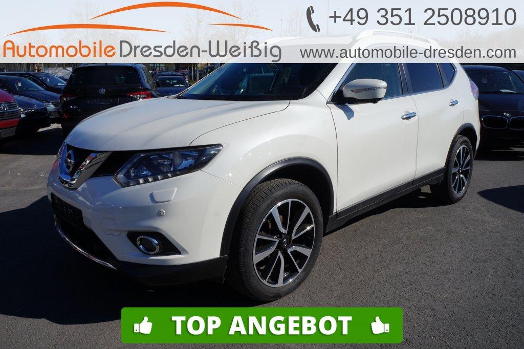 Nissan X-Trail 1.6 dCi Acenta*Navi*Pano*Kamera*DAB*, Jahr 2017, Diesel