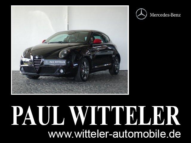 Alfa Romeo MiTo 1.4 TB 16V Multiair SBK/1.Hand/Navi/LM-Fel., Jahr 2013, Benzin