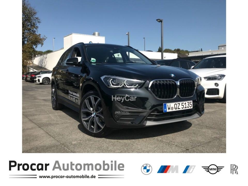 BMW X1 xDrive20d Advantage Steptronic Aut. Klimaaut., Jahr 2020, Diesel