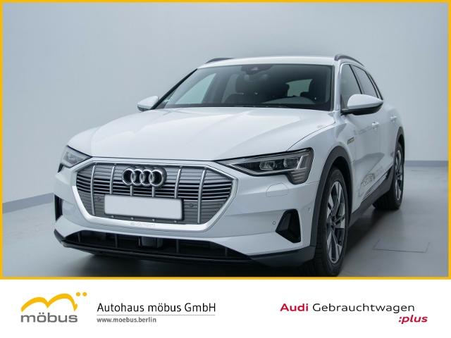 Audi e-tron 55 SLINE*LED*ASSIST*LEDER*B&O*CAM, Jahr 2020, Elektro