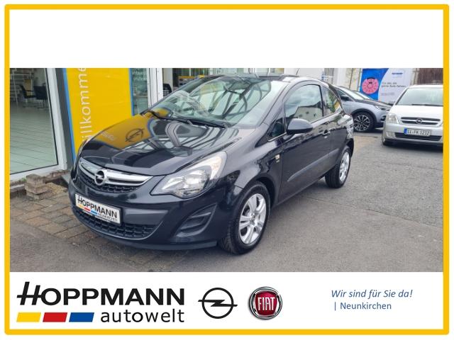 Opel Corsa D Energy 1.4, Klima, PDC, Alu, Tempomat, Jahr 2014, Benzin