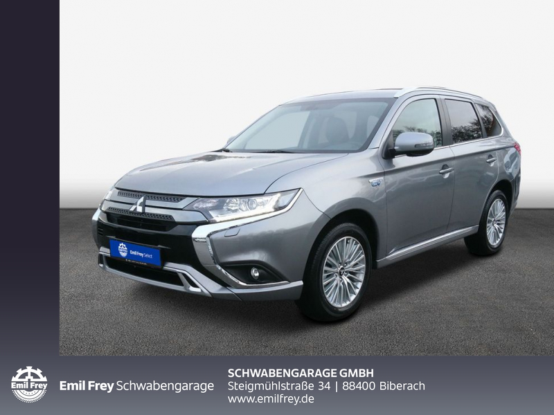 Mitsubishi Plug-in Hybrid Outlander 2.4 4WD Spirit*Navi*Kamera, Jahr 2021, Hybrid