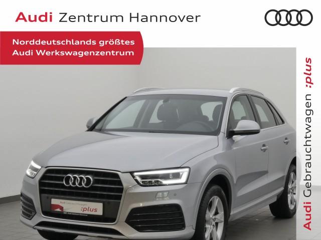Audi Q3 1.4 TFSI Sport, LED, Alcantara, Navi, Jahr 2016, Benzin